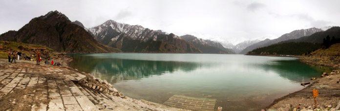 Heaven Lake China North Korea15