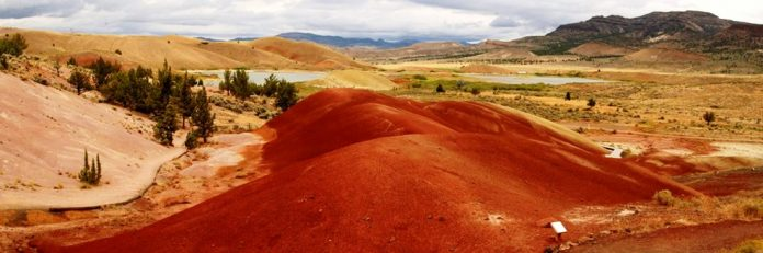 Painted Hills Oregon1