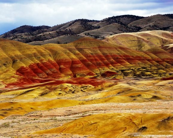 Painted Hills Oregon16