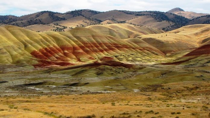 Painted Hills Oregon19