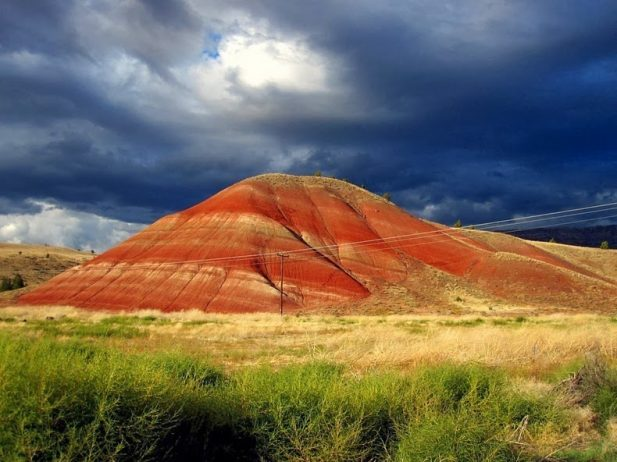 Painted Hills Oregon52