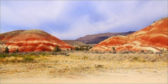 Painted Hills Oregon71