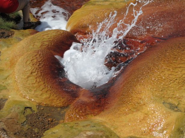 The Unusual Phenomenon of Cold Geysers of Madagascar 29