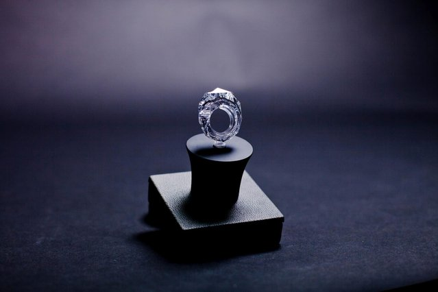 World's First Exquisite All Diamond Ring4