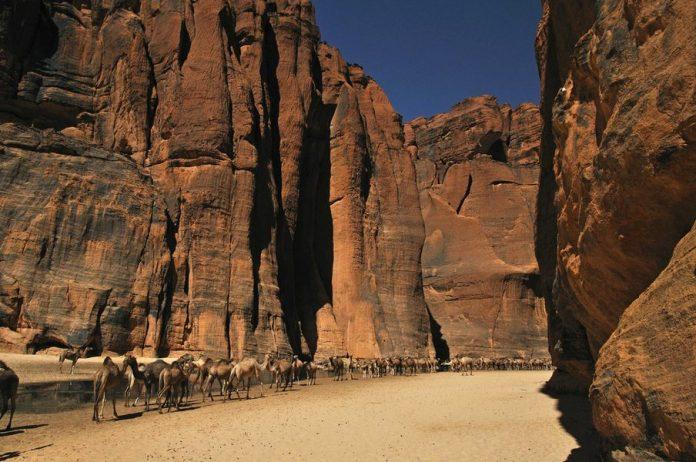 Guelta d'Archei9