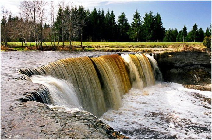 Jagala waterfall Estonia11