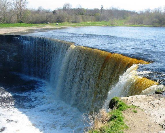 Jagala waterfall Estonia2