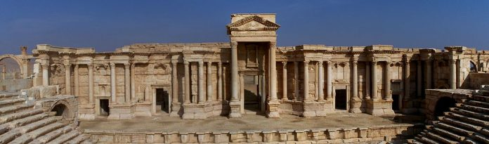 Roman Theatre at Palmyra Syria4