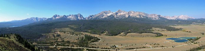 Sawtooth Valley idaho united states13