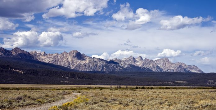 Sawtooth Valley idaho united states5