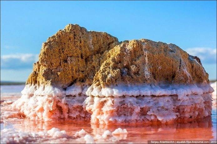 Sivash Salt Lagoons in the Crimean Peninsula13