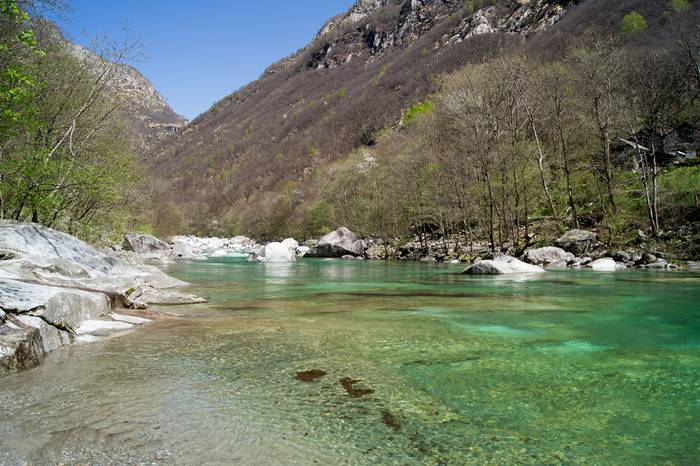 Verzasca River Switzerland6