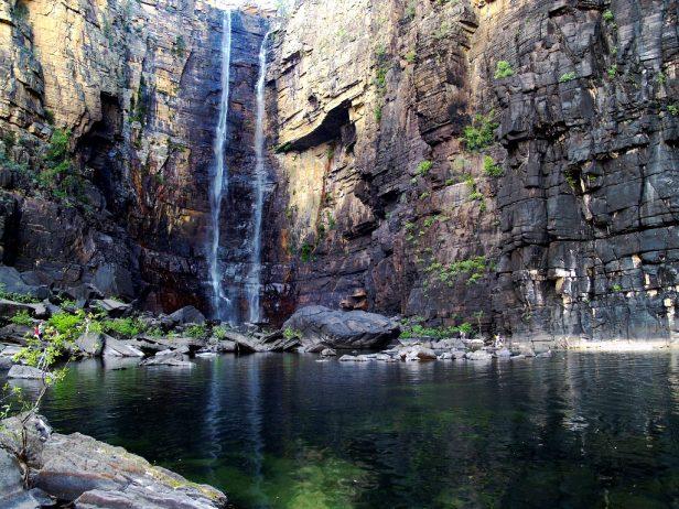 Jim Jim Waterfall Australia1