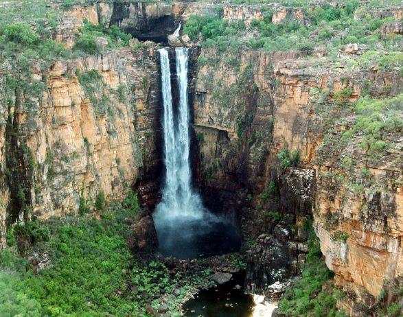 Jim Jim Waterfall Australia15