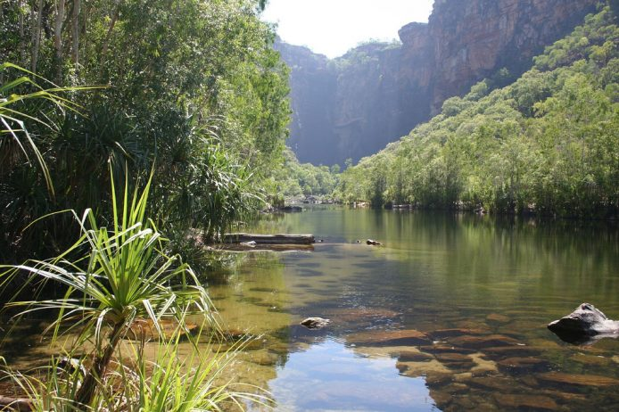 Jim Jim Waterfall Australia6