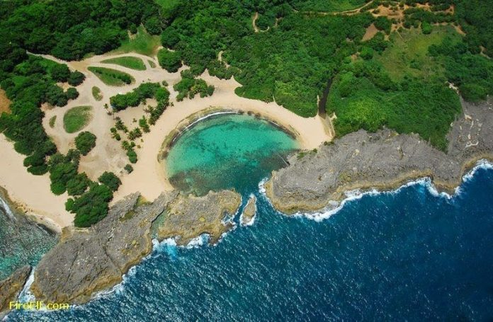 Mar Chiquita, a Secluded Beach in Puerto Rico