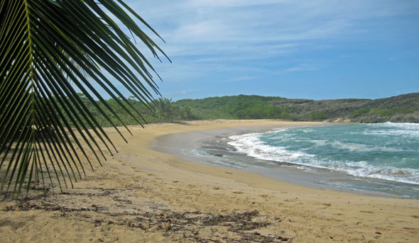 Mar Chiquita, a Secluded Beach in Puerto Rico4