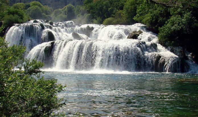 Skradinski buk Waterfall in Croatia15