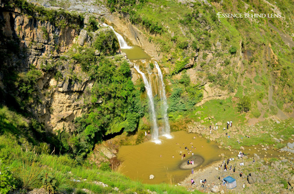 Havelian: Sajikot Waterfalls