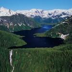 Misty Fjords Nat'l Park Big Goat Lake Alaska United States
