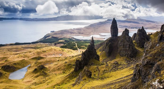 Old Man of Storr in the Isle of Skye - Charismatic Planet