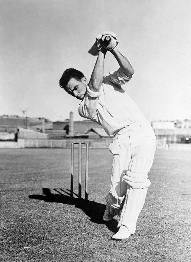 Bob Simpson the first Test captain to make a triple-hundred, at Old Trafford in 1964 John Dawson  © PA Photos
