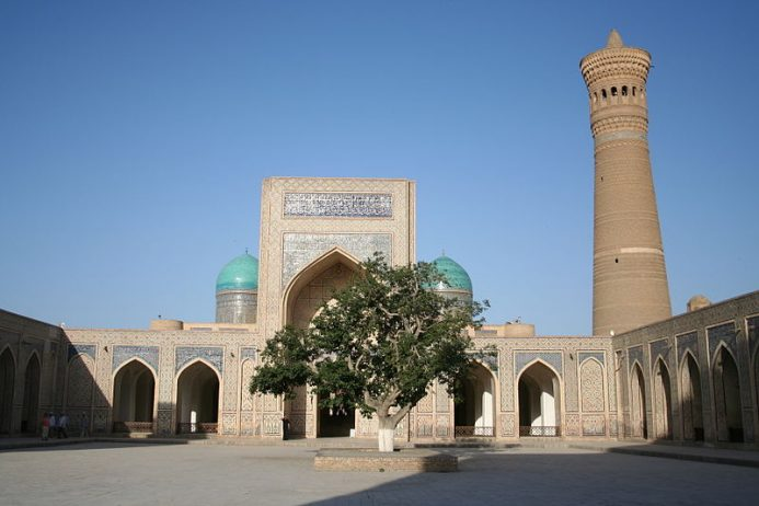 New Zealand Mosque Wikipedia: The Kalyan Minaret Has A History Of Both Beauty And Death