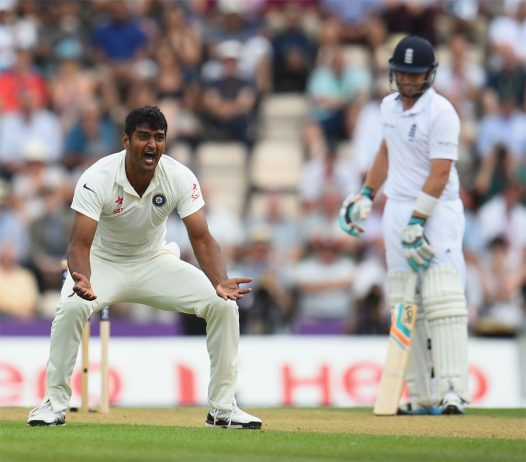 Pankaj Singh Woeful Test Debut at Rose Bowl @ Getty Images