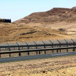 Israel–Egypt Border; A Barrier Which Can be Visible From Space