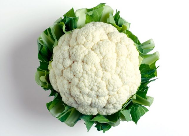 Cauliflower is the Sweetest, Mildest Tasting Vegetable