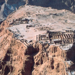 """Masada"" The Most Popular Tourist Attractions in Israel"