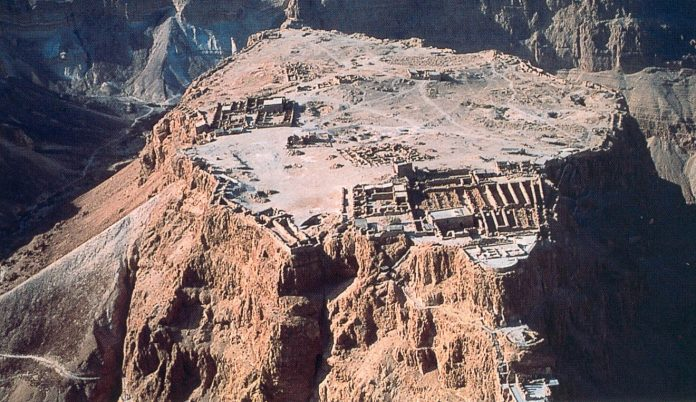 Quot Masada Quot The Most Popular Tourist Attractions In Israel