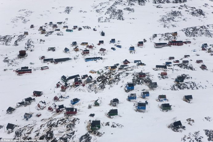 Peter Adams has taken extraordinary pictures in all corners of the world, including the Arctic