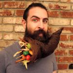 Mr. Incredibeard is back with epic beard sculptures