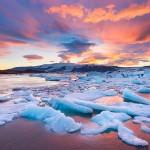 """Jokulsarlon"" A Popular Glacial Lake in Iceland"