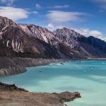 Tasman Glacier Terminal Lake is a Fascinating Glacial Encounter