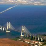 Ponte Vasco da Gama! One of Longest Bridge in Europe