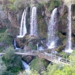 Majestic Sizir Waterfall – Sivas Turkey