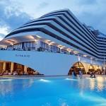 Titanic Theme Hotel in Turkey