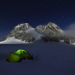 A Photographer Spent 6 Years Photographing in Tent at Mountains