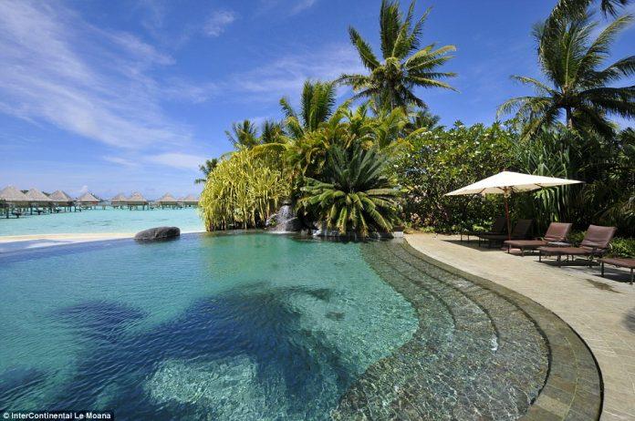 Intercontinental Le Moana - Bora Bora, French Polynesia