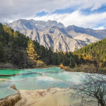 The Clearest Ponds and Pools of Huanglong Valley in China