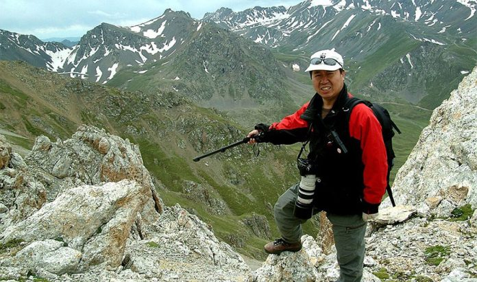 Li Weidong, the conservationist who discovered them