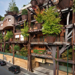 Italian Architect Proposes idea to Use Trees to Protect Residents from Noise & Pollution