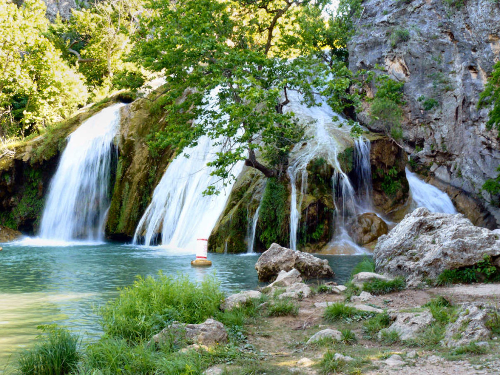 Turner Falls Park, The Largest Waterfall in Oklahoma ...