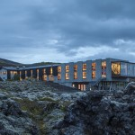"""ION Hotel"" Where You Can Sleep On the Edge of Two Tectonic Plates"