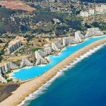 Chile's World's Largest Swimming Pool is an Engineering Miracle