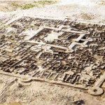 """The Buried Fortress Town of """"Gonur Tepe"""" in Turkmenistan"""