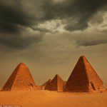 The Lost Pyramids of Meroe in Sudan