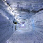World's Largest Man-Made Ice Tunnel in Langjokull Glacier, Iceland